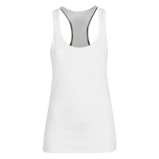 dames Tanktop comfort cut 100 dry active polyester mesh  sports collection digitransfer.be